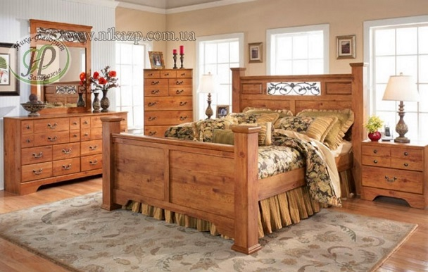 спальня на заказ кантри
