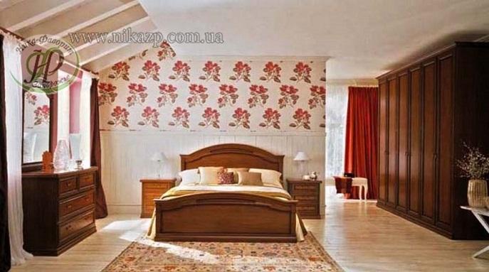 спальня на заказ в классическом стиле