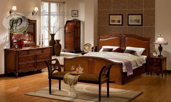 спальня классика на заказ из массива дуба