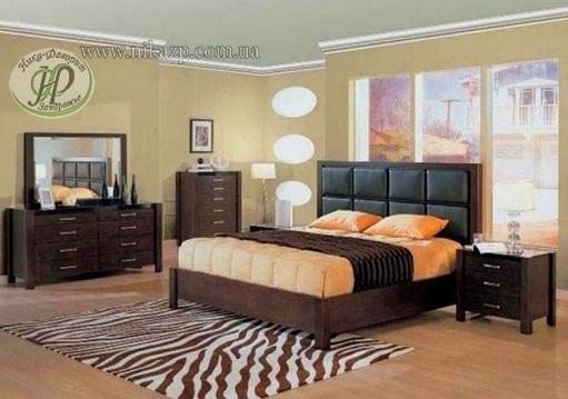 спальня на заказ модерн дерево