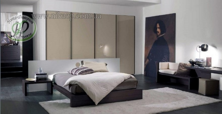 спальня на заказ минимализм