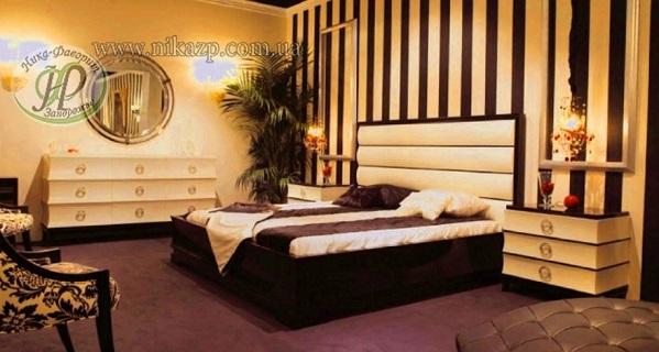 спальня модерн прикроватные тумбы комод
