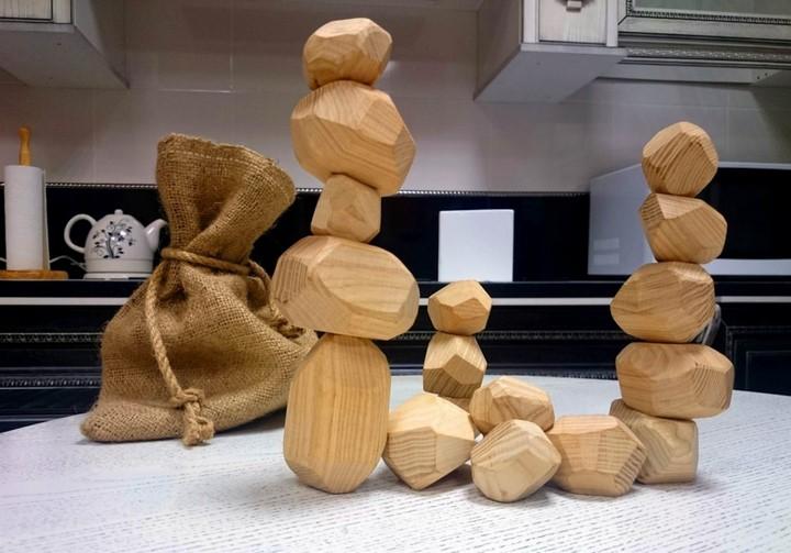 Tumi ishi - гора камней, конструктор, сувенир, декор