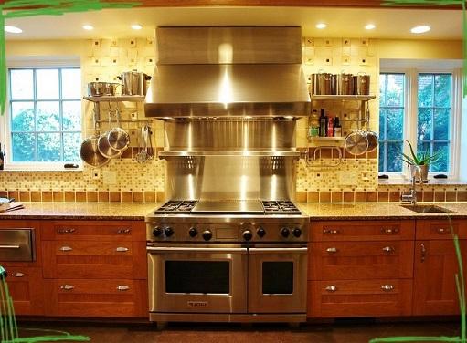 Кухня на заказ без верха