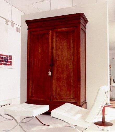 классический шкаф на заказ